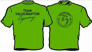 Raptor MMA Shirt