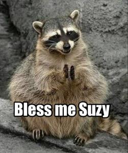 Bless Me Suzy